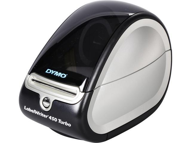 dymo labelwriter 450 turbo high speed postage and label printer for pc and mac 1752265. Black Bedroom Furniture Sets. Home Design Ideas