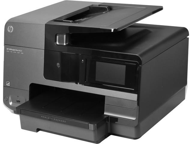 HP 8620 Up to 21 ppm (ISO) Up to 34 ppm (Draft) Black Print Speed 4800 x 1200 dpi Color Print Quality HP Thermal Inkjet ...