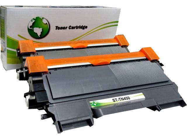 Ink4work ST-TN450-2PK Toner Cartridge