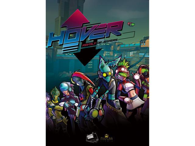 Hover: Revolt of Gamers [Online Game Code]
