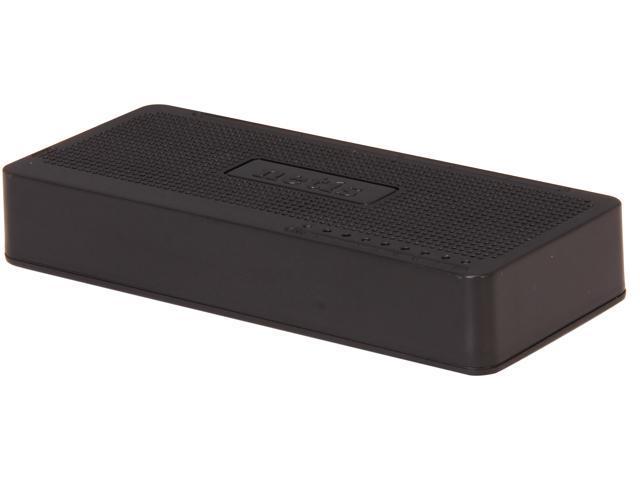 NETIS ST3108S Unmanaged 8 Port Fast Ethernet Desktop Plastic Switch