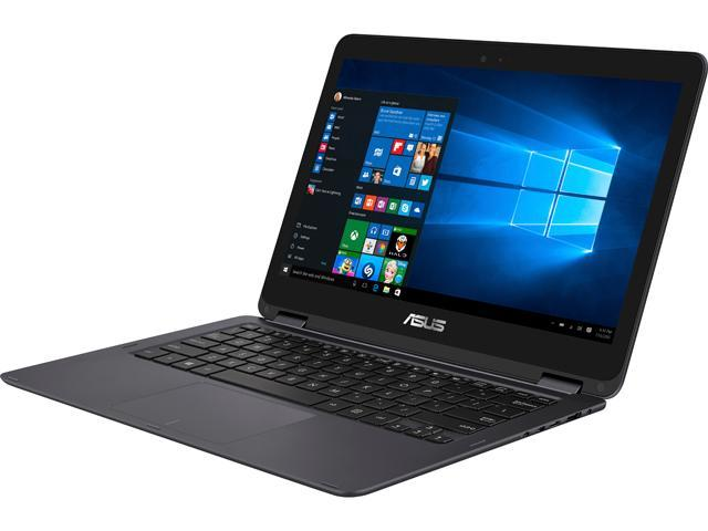 ASUS Zenbook Flip UX360CA-DBM2T Ultrabook Intel Core M 6Y30 (0.90 GHz) 512 GB SSD Intel HD Graphics 515 Shared memory 13.3