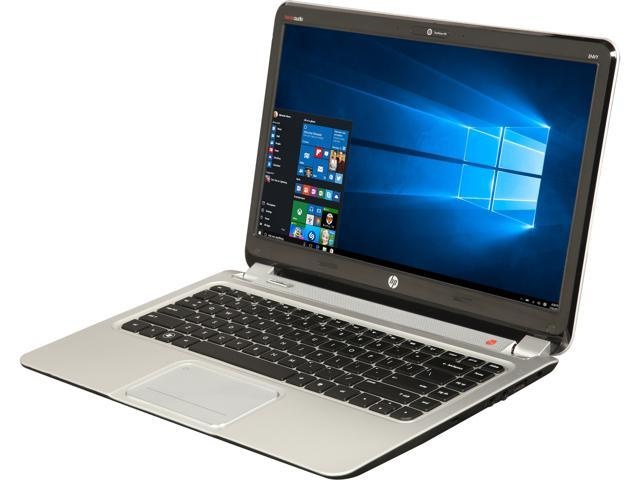 Refurbished: HP ENVY B8W17AA#ABA Intel Core i5-3317U (1.70 GHz) 14 inch Laptop, 4GB Memory, 320GB HDD, Intel HD Graphics 4000