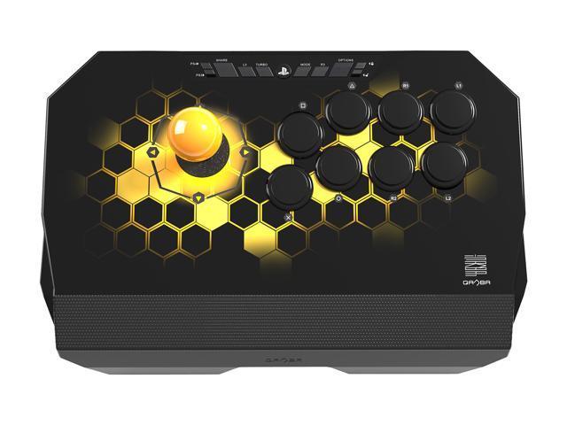 Qanba Drone Joystick for PlayStation 4, PlayStation 3, PC