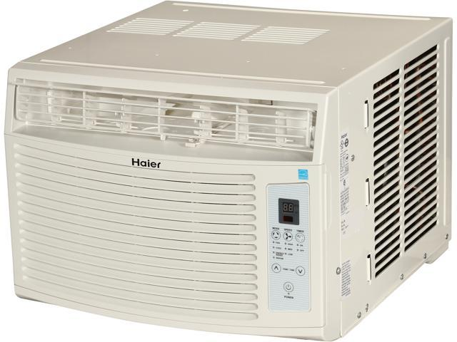 Haier ESA410K 10,000 Cooling Capacity (BTU) Window Air Conditioner with Remote Control