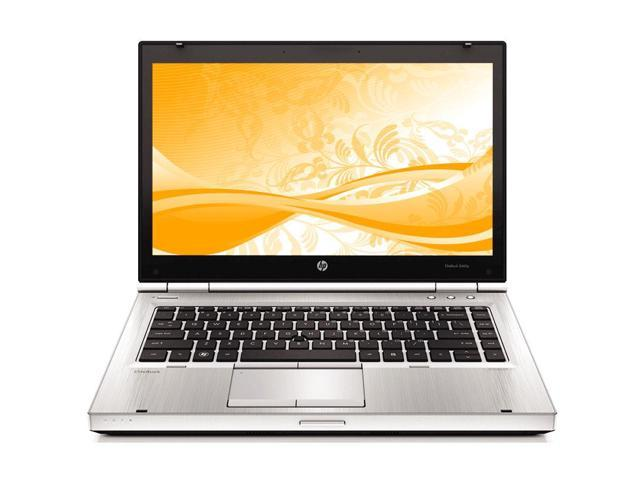 "HP EliteBook 8460p Intel i5 2500MHz 320Gig HDD 4096mb DVD ROM 14.0"" WideScreen LCD Windows 7 Home Premium 32 Bit Laptop Notebook"