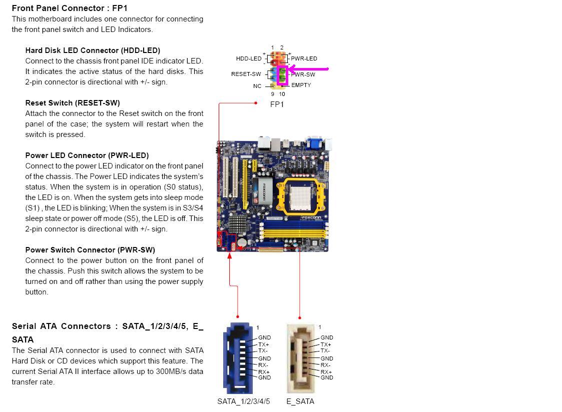 Foxconn A88GMV AM3 AMD 880G HDMI Micro ATX AMD Motherboard - Newegg.com