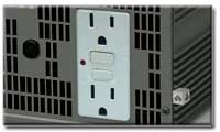Shock-Protected GFCI Outlets