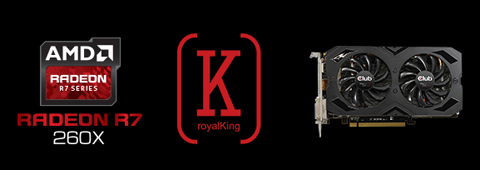 Radeon R7 260X royalKing
