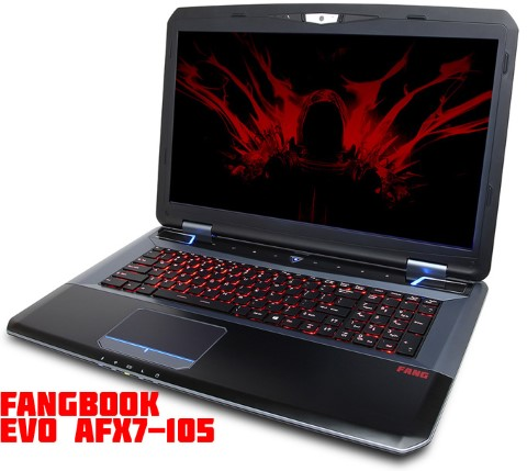 Fangbook Evo AFX7-105