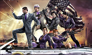 characters in Saints Row IV