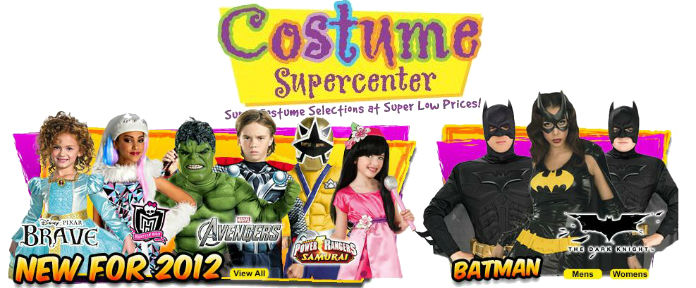 Costume Supercenter