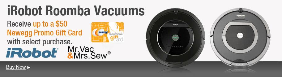iRobot Roomba Vacuum Sale