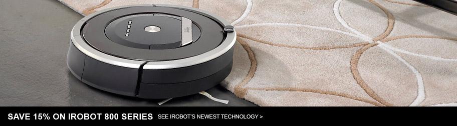 iRobot 800 Series