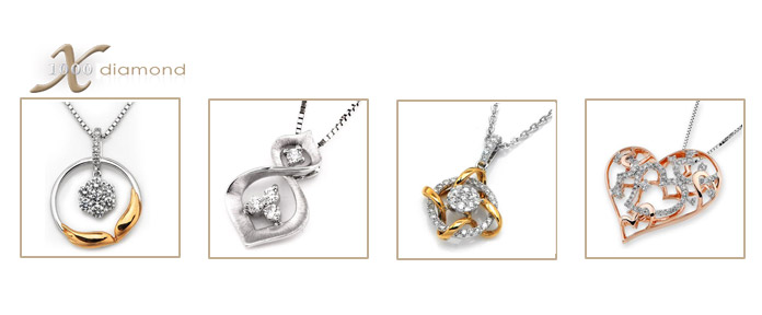 X1000 Diamond Jewelry Collection