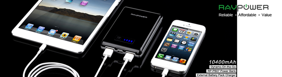 RAVPower Power Bank