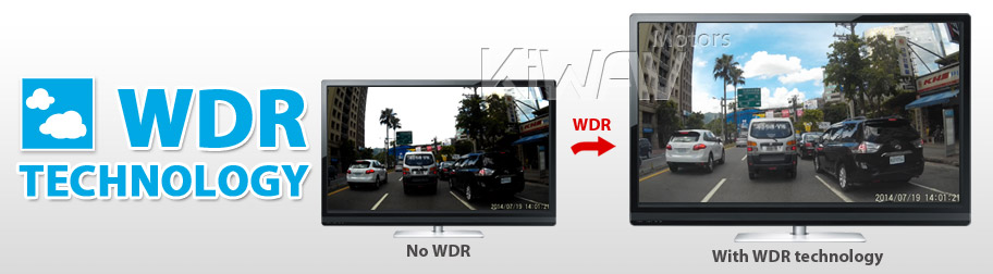 NEW WDR technology