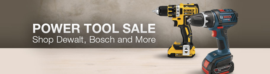 Power tool sale