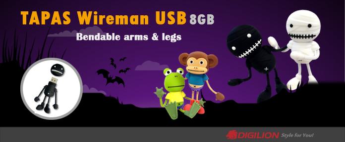 Wireman USB