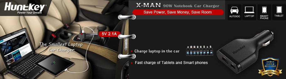 Laptop Car Charger