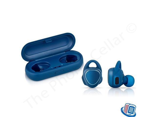 last word: samsung gear iconx wireless bluetooth fitness earphones black