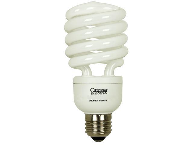 Feit Electric ESL23T/DM/65K 23 Watt Daylight Dimmable Twist Compact Fluorescent Light Bulb