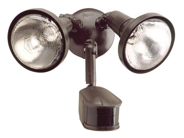 Cooper Lighting Bronze Two Light 240 degrees Security Floodlight