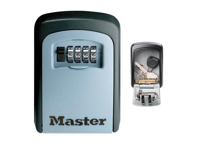 Locked Key Access : Master lock d select access™ wall mount key storage
