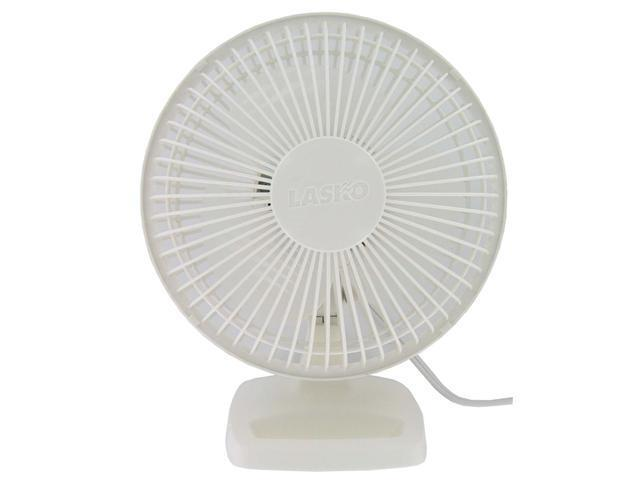 LASKO PRODUCTS 2002W 6 PERSONAL FAN- WHITE