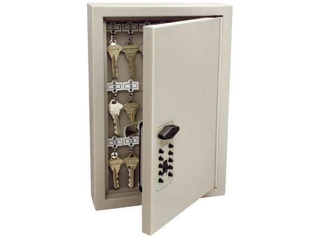 GE Security 001795 Heavy Duty Key Cabinet With TouchPoint™ Lock