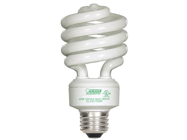 Feit Electric ESL23TM/4/RP 4 Count 23 Watt Soft White Mini Twist Light Bulbs