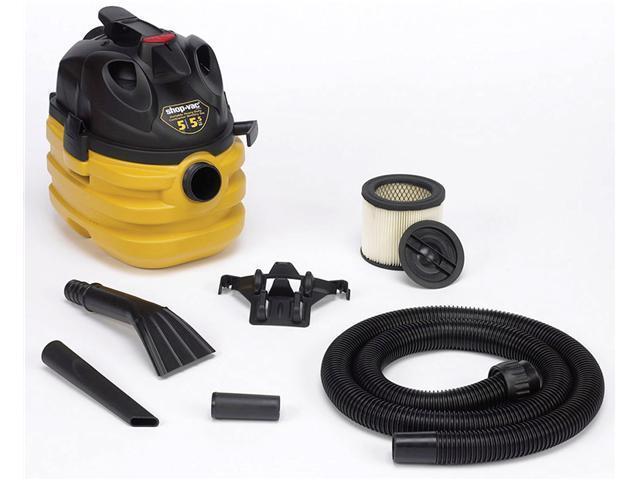 Shop Vac 587-24 5 Gallon 5.5 Peak HP Vacuum