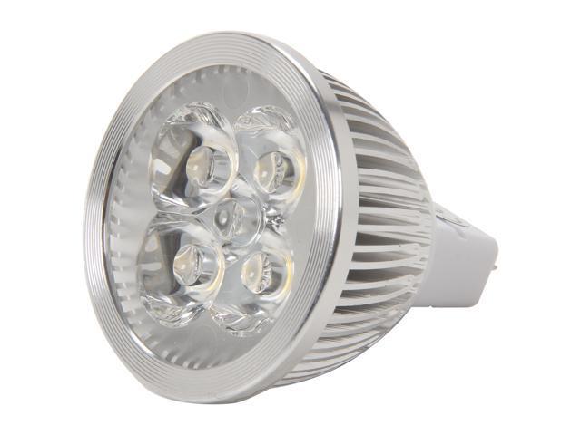 Collection LED MR 16 / 4 Watt / 25 watt Halogen replacement / 255 lumen / Warm white / 3500k / 40,000 hr / 3 ...