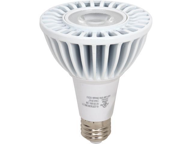 HitLights LED PAR30 / E26 / 13W / 75 Watt Replaced Halogen Spot Light / Cool White / Dimmable / 800LM / 6000K
