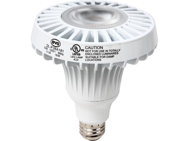 BYD Lighting DL-P38A181 90 Watt Equivalent LED Light Bulb