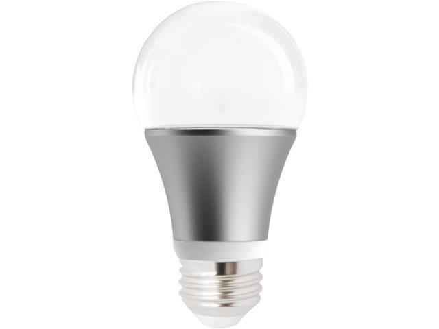 SunSun Lighting A19 LED Light Bulb / E26 Base / 6.5W / 40W Replace / 450 Lumen / Dimmable / UL / 2700K / Warm ...