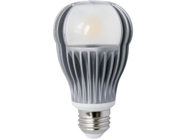 SunSun Lighting A19 LED Light Bulb / E26 Base / 12W / 75W Replace / 1100 Lumen / Dimmable / UL / 5000K / Cool ...