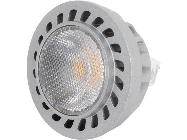 SunSun Lighting MR16 LED Light Bulb / GU5.3  / 5.5W / 35W Replace / 330 Lumen / 36D Beam Angle / UL / 2700K / Warm White