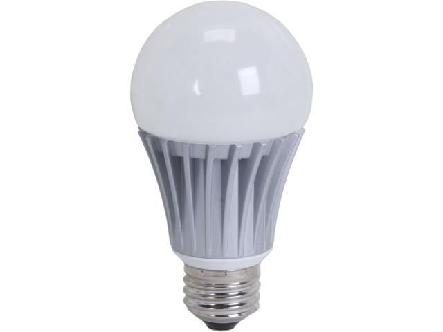 SunSun Lighting A19 Non-Dimmable LED Light Bulb / E26 Base / 9.5W / 60W Replace / 800 Lumen / UL / 3000K / Soft White ...
