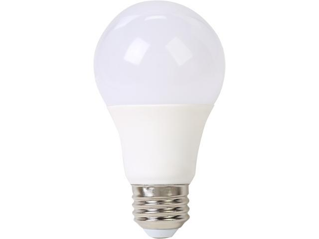 SunSun Lighting A19 60w Replacement LED light Bulbs, E26, 800 Lumen, Non-Dimmable, 240 Angle, 2700k, Warm White, UL Listed, Single Pack
