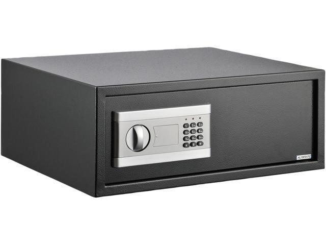 Stalwart Electronic Large Digital Steel Safe for Laptops and tablets