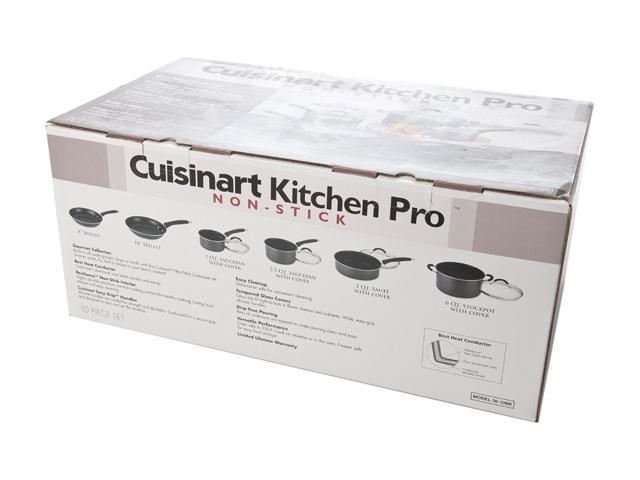 Cuisinart Elements Pro Induction 10 Piece Non Stick