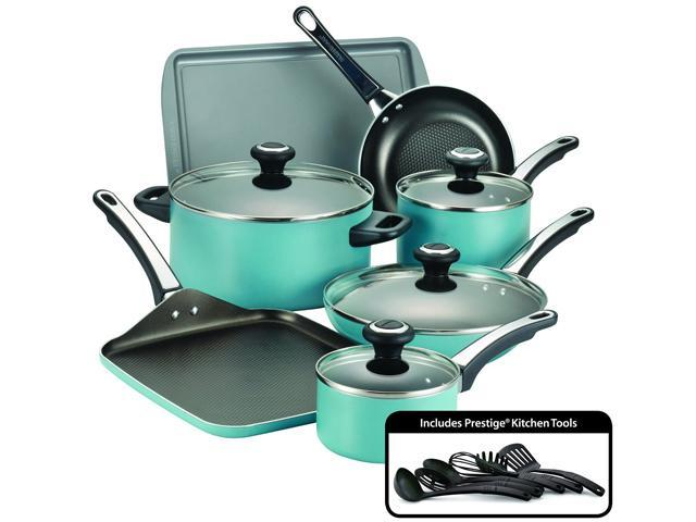 Farberware 21926 High Performance Nonstick 17-Piece ...