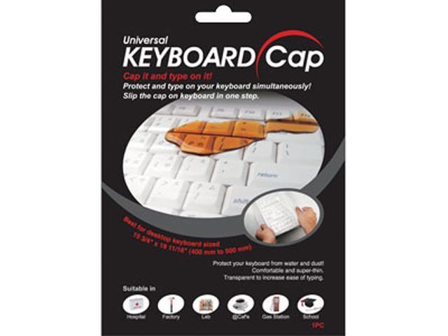 10PC ANTIMICROBIAL KEYBOARD CAPFOR UNIVERSAL DESKTOP KEYBOARD