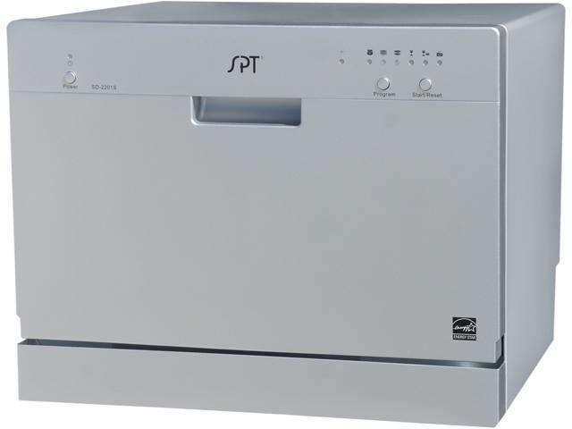 Portable Countertop Dishwasher - White By Sunpentown