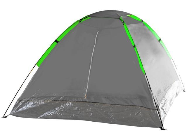Whetstone Two Person Tent with Carry Bag - Gray