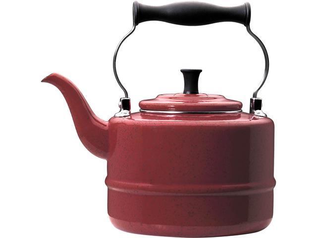Paula Deen 2-qt. Signature Traditional Tea Kettle, Red