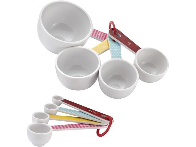 Cake Boss 8-pc. Measuring Cup and Spoon Set