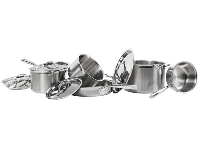 Cat Cora 10-pc. Cookware Set