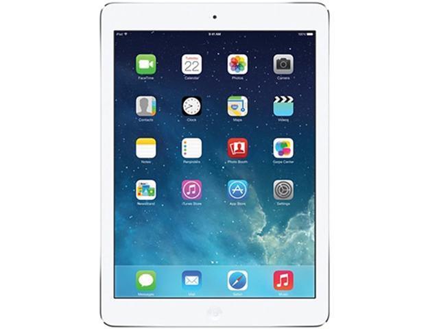 Apple MD788LL/A iPad Air Tablet 16GB WiFi (White)